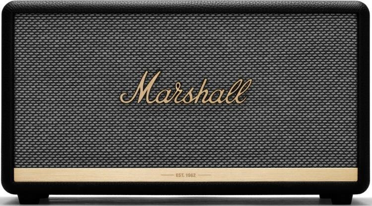Портативная акустика Marshall Loudspeaker Stanmore II Black