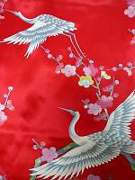 Шарфик японский натуральный  шелк (157 х 30 см)