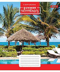Зошит А5/60 кл. 1В Summer adventures, 10 шт/уп.