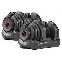 Наборные гантели Bowflex SelectTech 1090i (4-41кг)