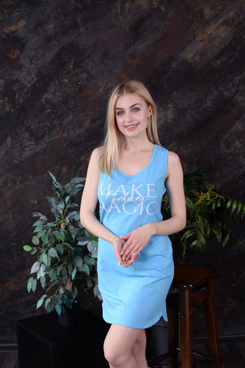 Сукня домашнє/сорочка бавовна ТМ Antana Today