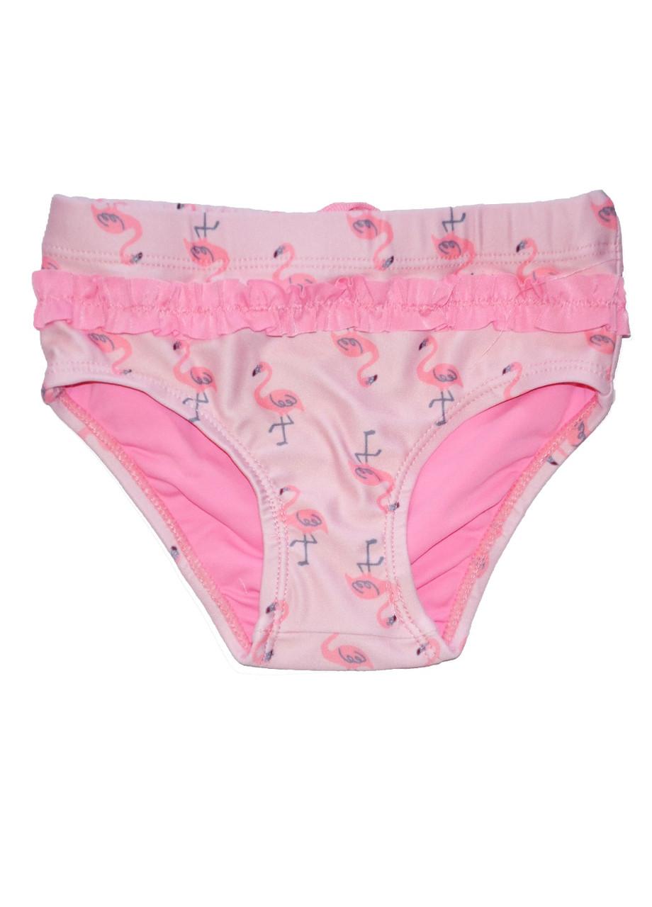 Трусики для плавания грудничкам фламинго 74/80 см.