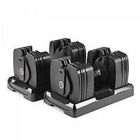 Наборные гантели Bowflex SelectTech 560 (2-27кг)
