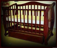 Кроватка-диванчик  Ляля