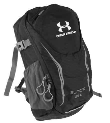 Рюкзак Under Armour черный  Модный городской рюкзак