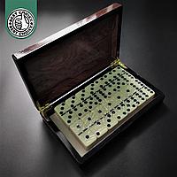 Домино классическое взрослое Настольная игра в коробке 28 костяшек Zelart 20,5 x 12,5 x 4 см (5010-H)