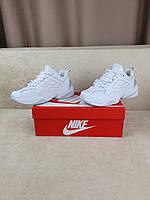 Повседневная обувь. УЦЕНКА Женские кроссовки Nike M2K Tekno White белые. Кроссы женские Найк М2К Текно белые.