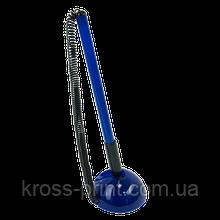 Ручка шарик. на подставке BLUE DeskPen, L2U, 0,7 мм, синие чернила
