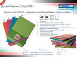 Блокнот деловой LOLLIPOP, L2U, А5, 96 л., нелинов., розовый, иск. кожа, фото 3