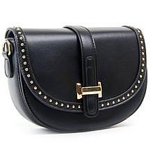 Кожаная сумка через плечо. Женская сумочка-клатч. Кожаный клатч. С218