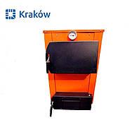 Котел твердотопливный Krakow Standart 10 кВт с варочной поверхностью