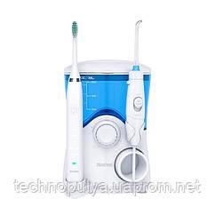 Іригатор Professional 7 насадок + електрична зубна щітка Nicefeel Білий (133)