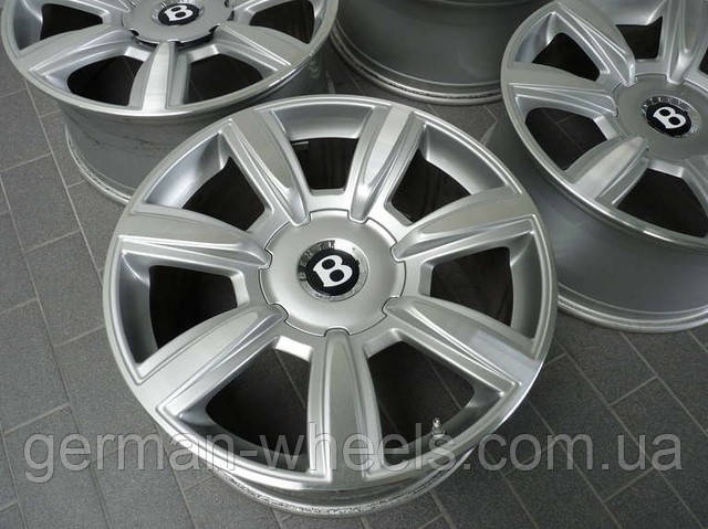"Диски 20"" дюймов 7 Spoke Bentley Continental"