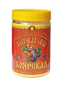Кедровая сила Боярская, порошок, 237 г
