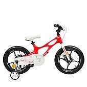 "Велосипед RoyalBaby SPACE SHUTTLE 18"", OFFICIAL UA, червоний"