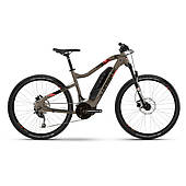 """Электровелосипед Haibike SDURO HardSeven Life 4.0 500Wh 20s. Deore 27.5"""", рама S, песочно-черный, 2020"""
