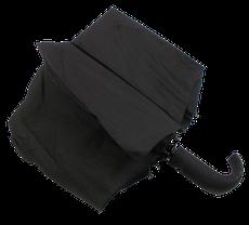 Чоловічий парасольку полуавтоамат антиветер Арман Р140 чорний