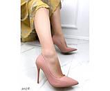 Туфлі човники, фото 6