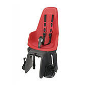 Дитяче велокрісло Bobike ONE maxi / Strawberry red
