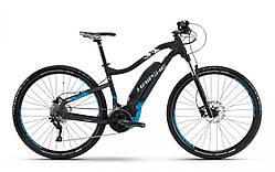 """Электровелосипед Haibike SDURO HardNine 5.0 500Wh 29"""", рама M, черно-сине-белый, 2018"""