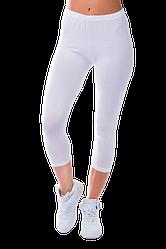 Жіночі капрі віскоза Kolo 3XL білі