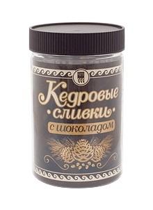 Продукт белково-витаминный Кедровые сливки с шоколадом, 237 г