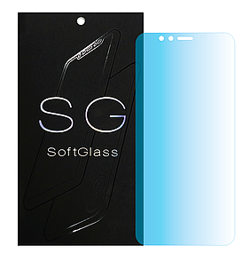 Полиуретановая пленка Honor 7c Pro SoftGlass