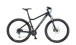 """Велосипед KTM ULTRA FUN 29"""", рама S, чорно-сірий , 2020"""