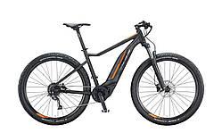 """Електровелосипед KTM MACINA ACTION 291 29"""", рама L, чорно-помаранчевий, 2020"""