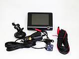 Відеореєстратор DVR SD319 з 3 камерами, фото 2