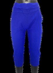 Жіночі капрі Kenalin K707 4XL-сині 5XL