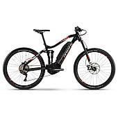 "Електровелосипед Haibike SDURO FullSeven LT 2.0 500Wh 10 s. Deore 27.5"", рама М, чорно-біло-червоний, 2020"