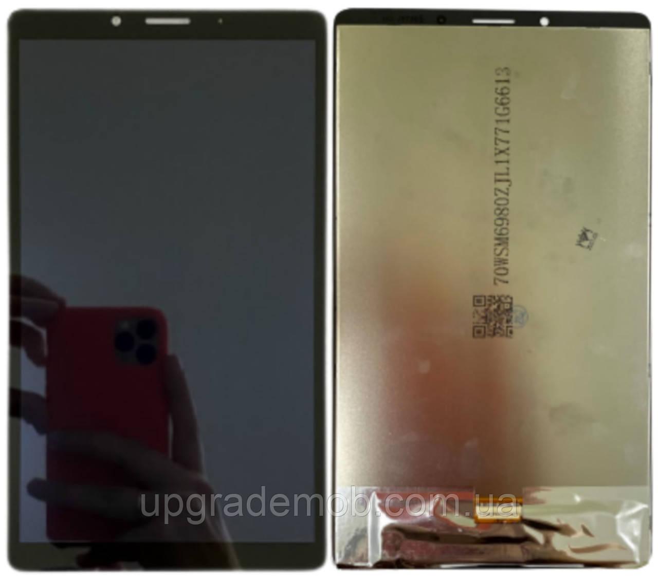 Дисплей Lenovo Tab M7 LTE TB-7305X тачскрин модуль черный