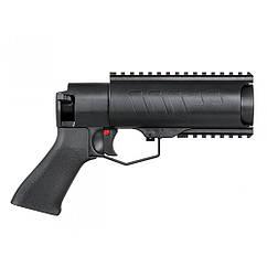 [APS] Страйкбольный гранатомет THOR 40ММ Б/Г - black