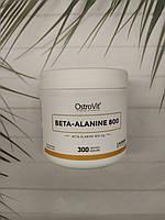 Beta-Alanine 800 OstroVit 300 caps бета аланин островит 300 капс
