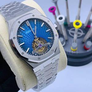 Мужские наручные часы Одемар Пиге (реплика) Роял Ок Турбиллион Экстра-Тин Суперклон