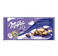 Milka шоколад молочн./белый Happy Cows, 100 г