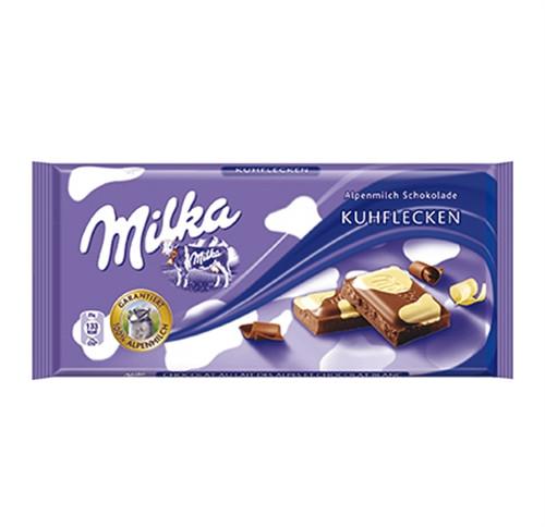 Milka шоколад молочн./белый Happy Cows, 100 г - Арома в Закарпатской области