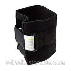 Компресійний наколінник BE ACTIVE магнітний манжет на коліно лікувальний бандаж, фото 3
