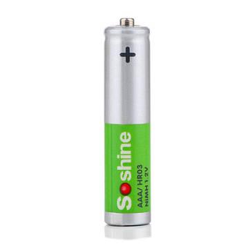 Аккумулятор ААА Soshine 1,2v 500mAh ( 1шт. )