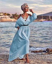 Літній батальне сукні