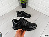 "Кросівки, мокасини, кеди чорні ""Pango"" ЕВА, повсякденна, зручна, весняна, чоловіче взуття, фото 3"