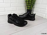 "Кросівки, мокасини, кеди чорні ""Pango"" ЕВА, повсякденна, зручна, весняна, чоловіче взуття, фото 5"