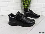 "Кросівки, мокасини, кеди чорні ""Pango"" ЕВА, повсякденна, зручна, весняна, чоловіче взуття, фото 6"