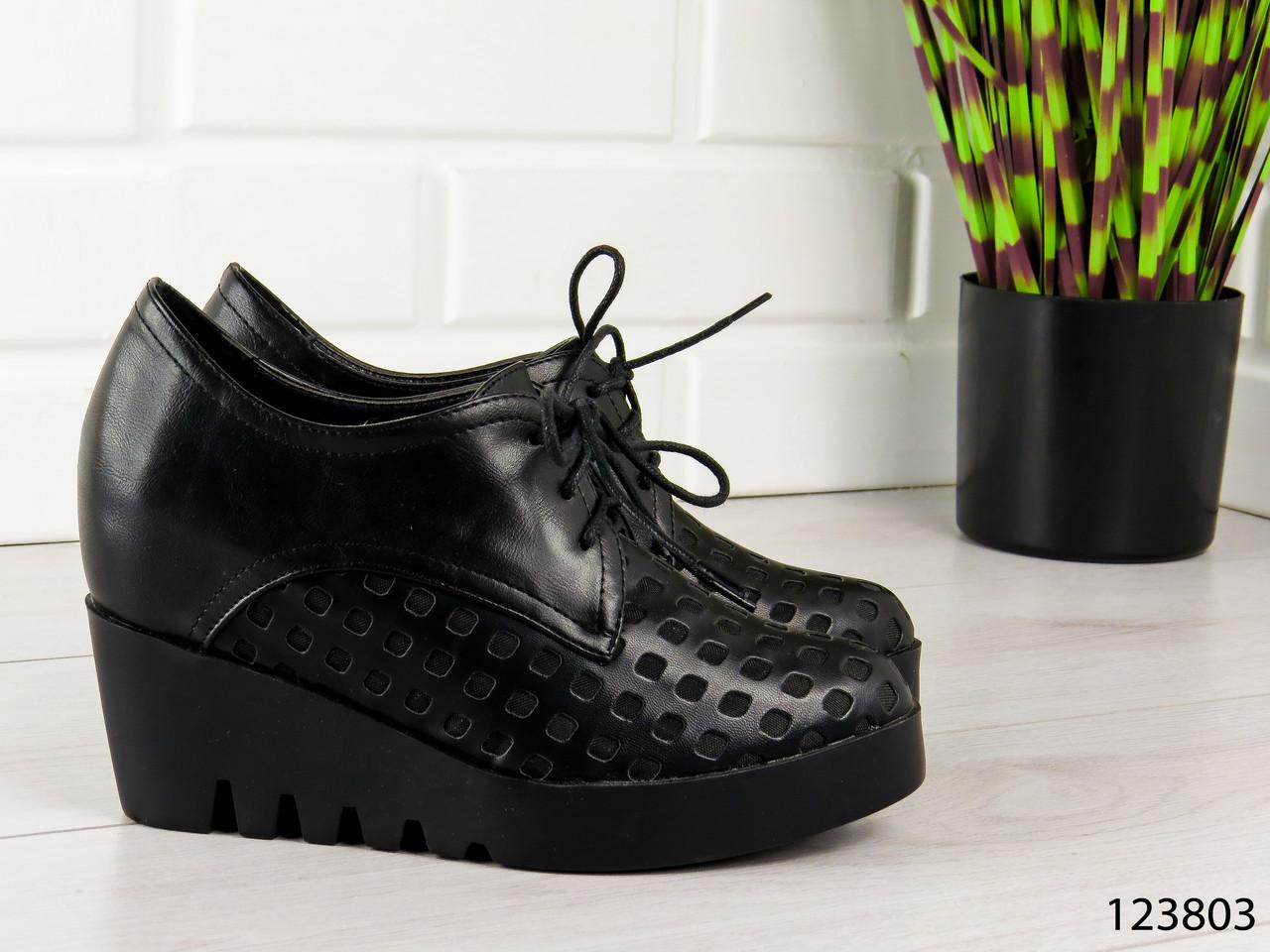 """Туфлі жіночі, чорні """"Sole Z"""", еко шкіра, мокасини жіночі, балетки жіночі, повсякденне взуття"""
