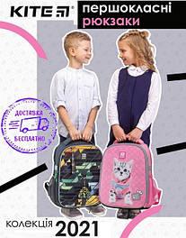 Детские рюкзаки, пеналы, сумки