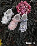 Босоніжки для дівчинки Tom.m 9074A, 21-26 розміри., фото 3