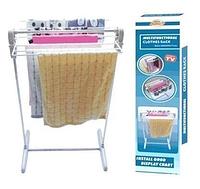 Вішалка для одягу Multifunctional clothes rack, Сушка для білизни, фото 1