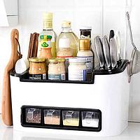 Органайзер для кухонних аксесуарів, підставка для спецій