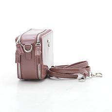 Женский клатч David Jones CM4011T d.Розовый, фото 2
